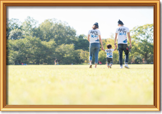 FAMILY 家族写真